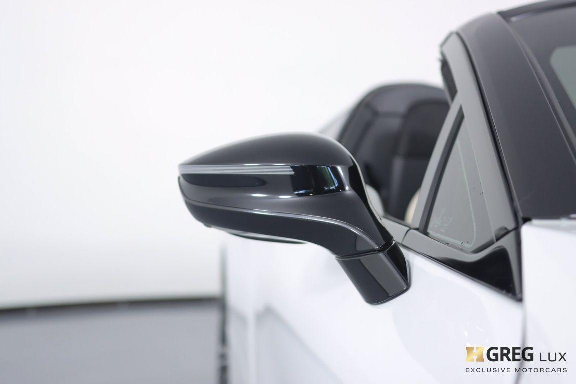 2019 BMW i8 Roadster #10