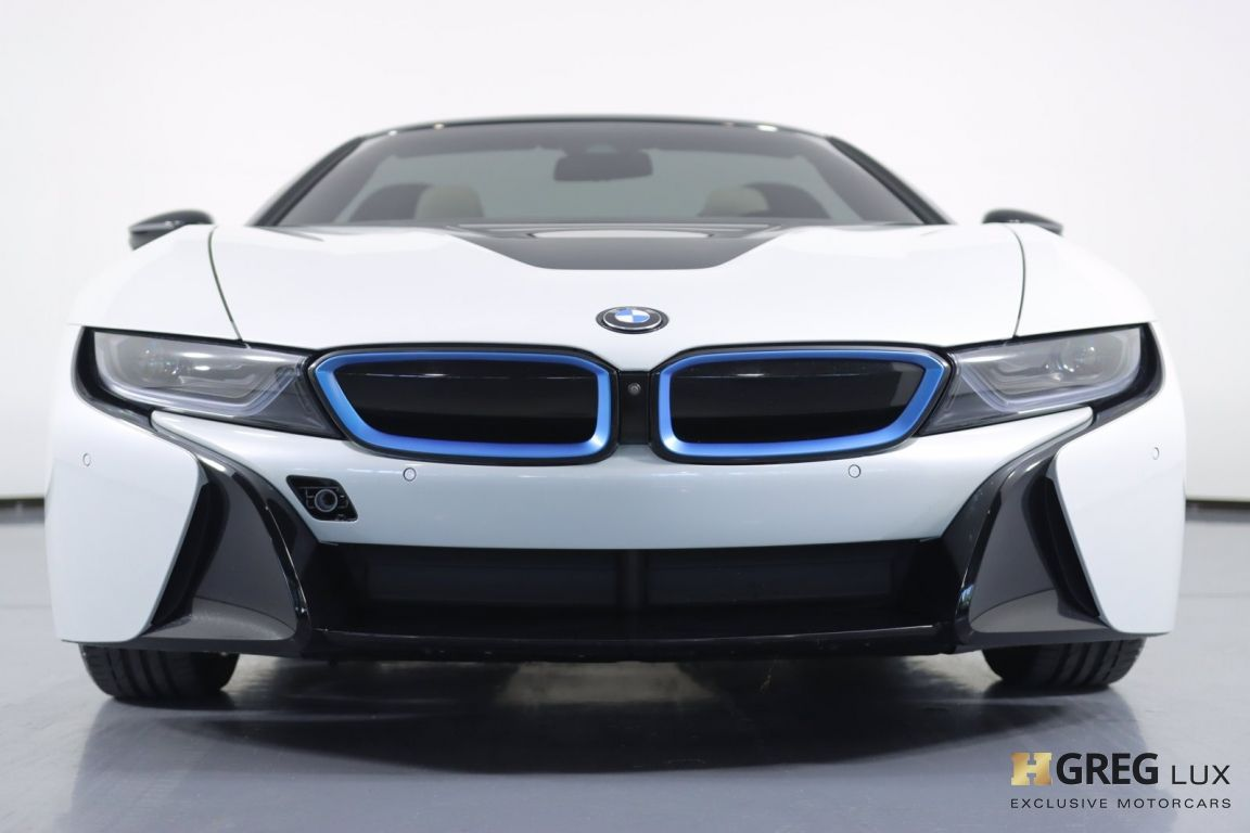 2019 BMW i8 Roadster #6
