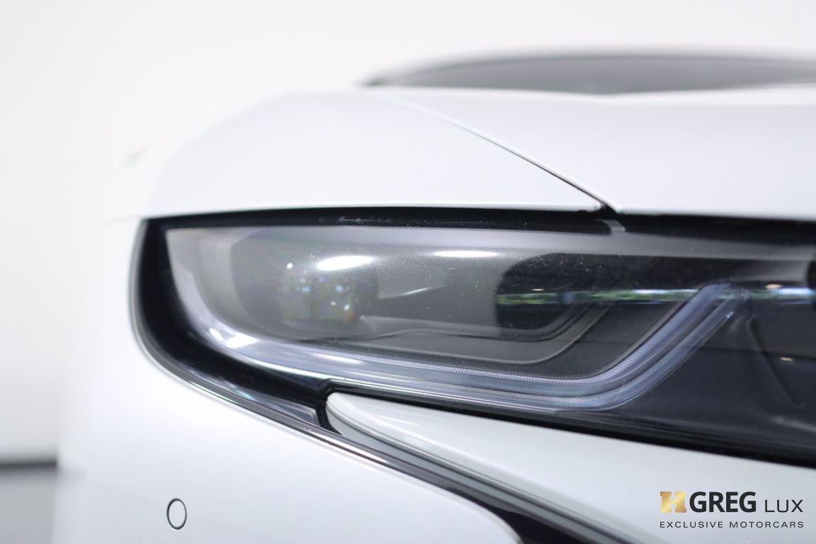2019 BMW i8 Roadster #7