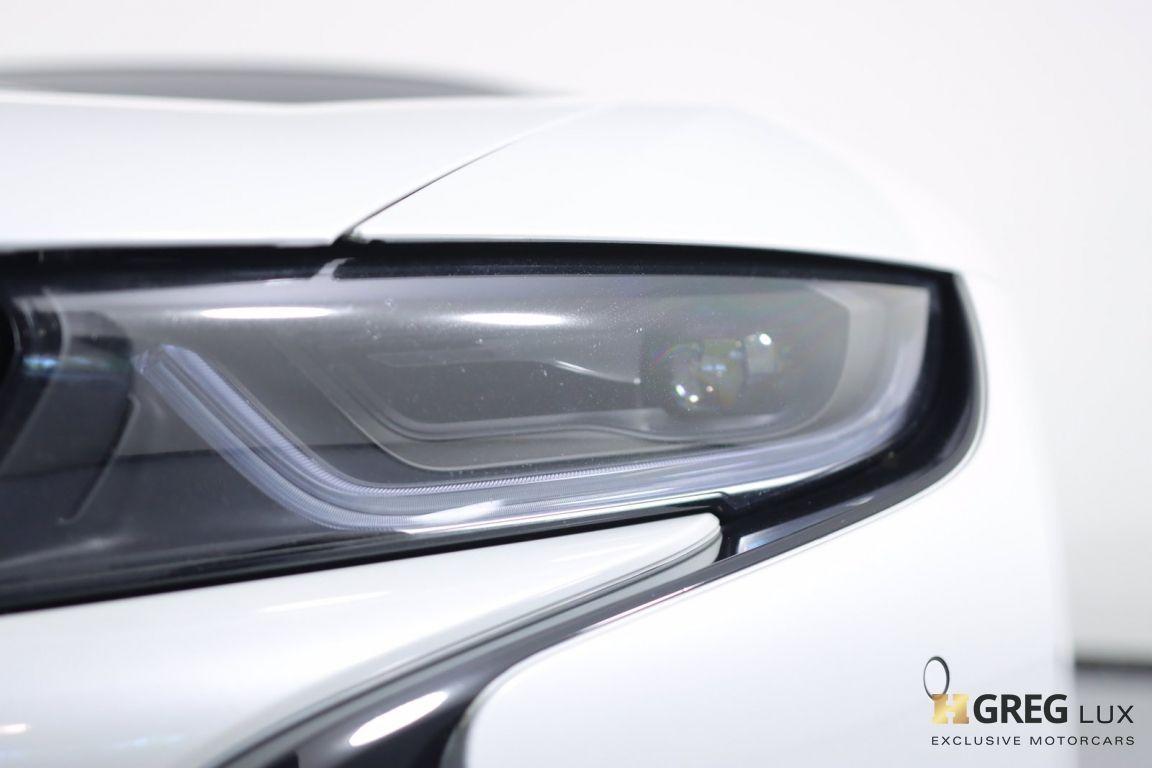 2019 BMW i8 Roadster #8
