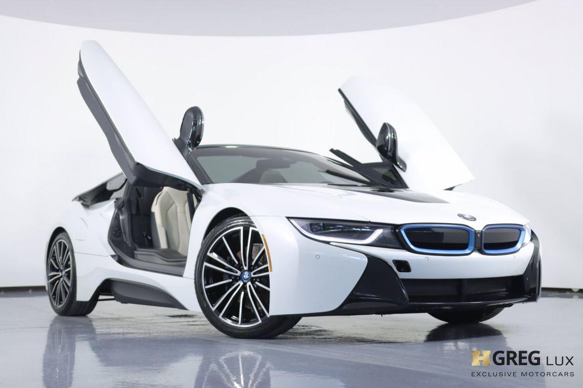 2019 BMW i8 Roadster #5