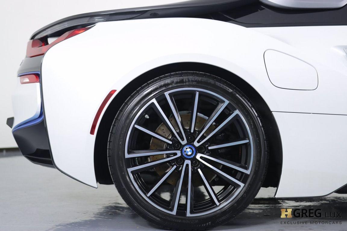 2019 BMW i8 Roadster #16