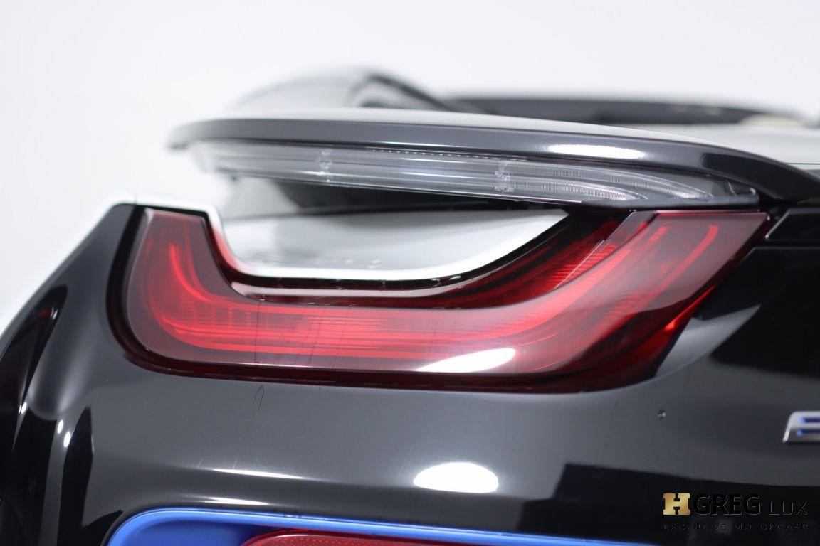 2019 BMW i8 Roadster #20