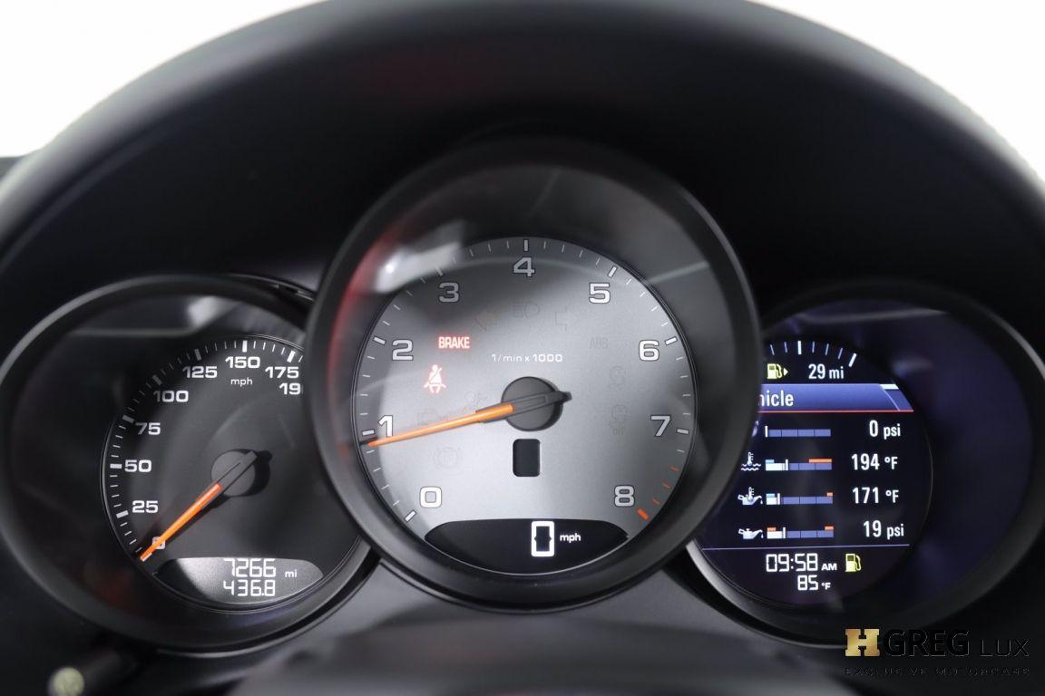 2018 Porsche 718 Cayman S #40