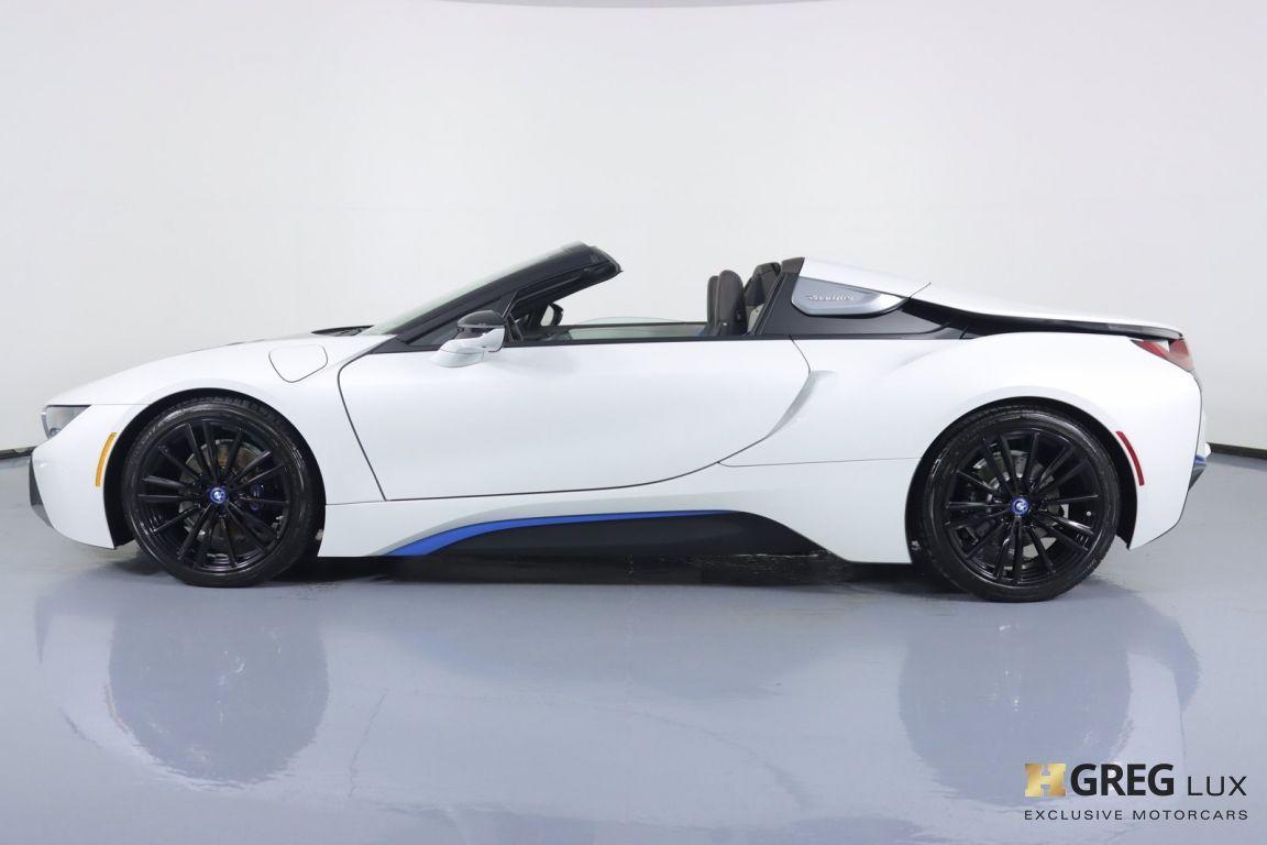 2019 BMW i8 Roadster #24