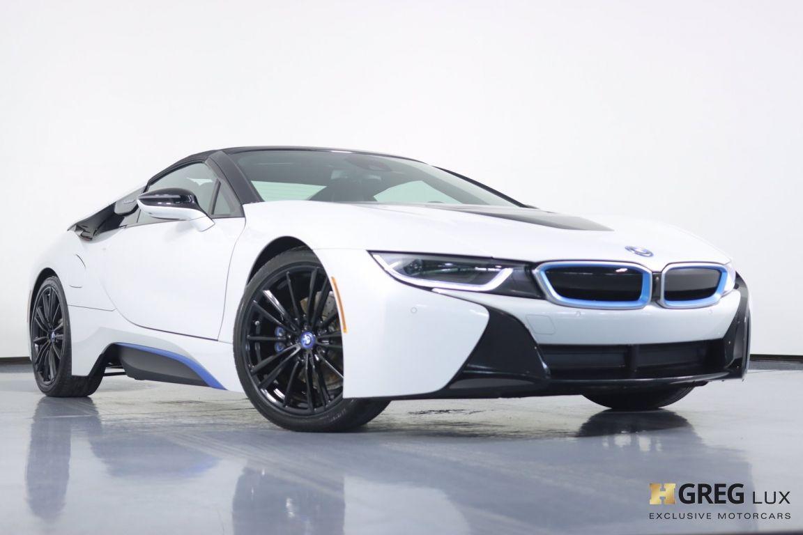 2019 BMW i8 Roadster #4