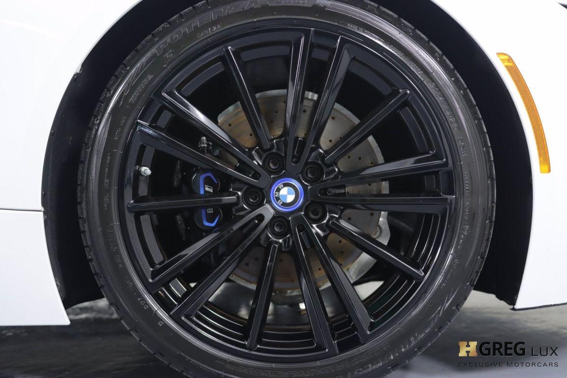 2019 BMW i8 Roadster #14