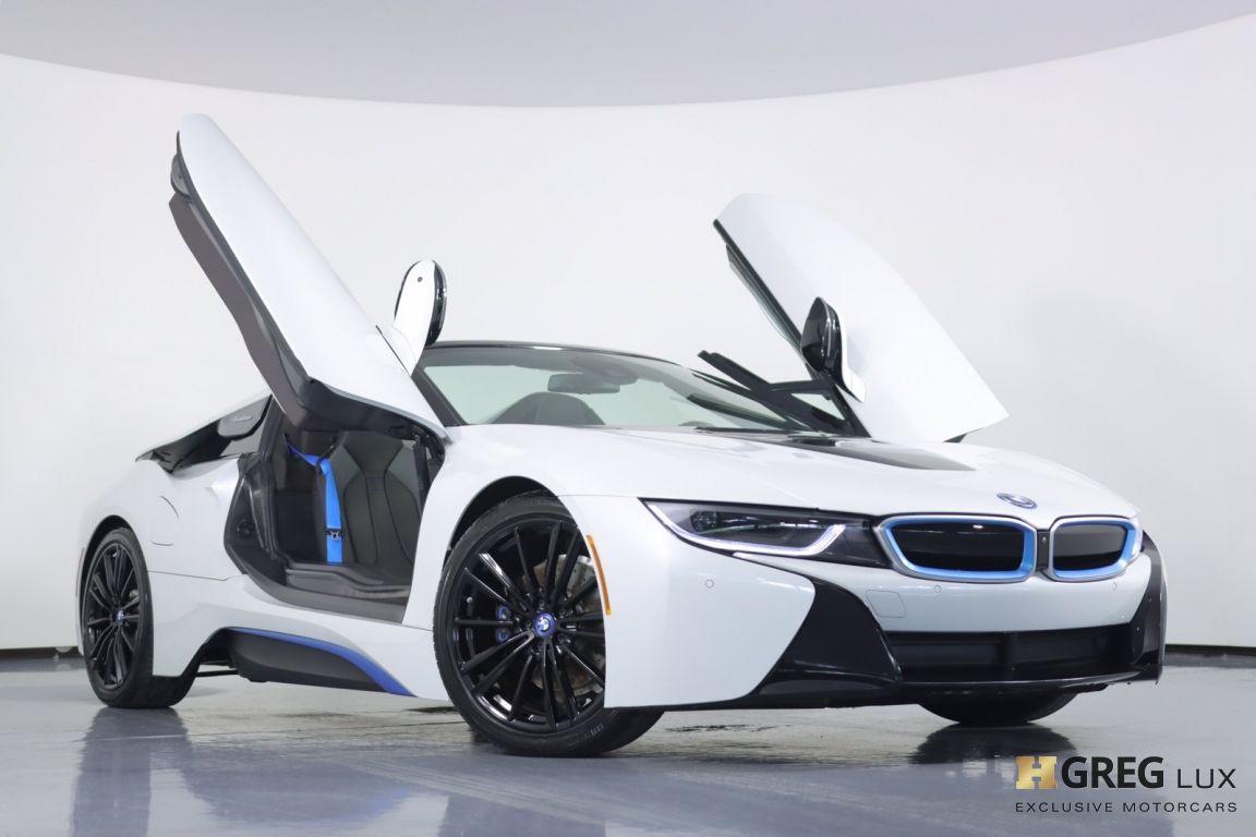 2019 BMW i8 Roadster #30
