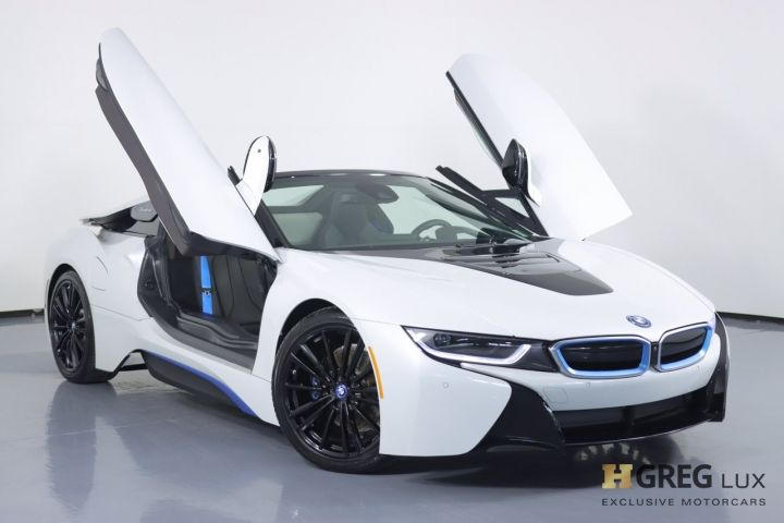 2019 BMW i8 Roadster #0