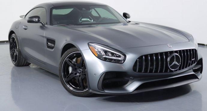 2020 Mercedes Benz AMG GT  #0