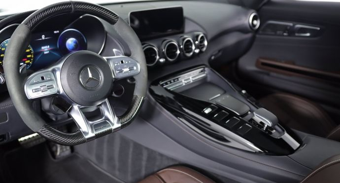 2020 Mercedes Benz AMG GT  #1