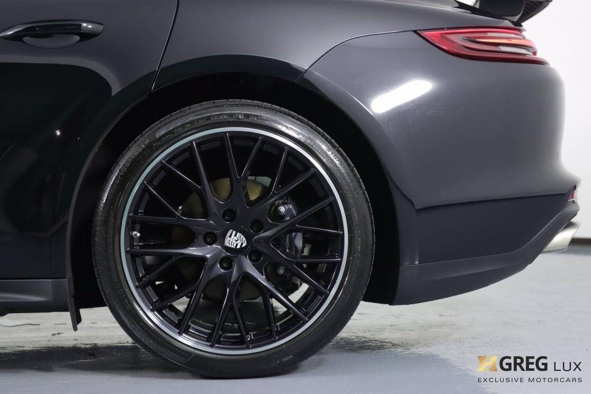 2020 Porsche Panamera 4 #24