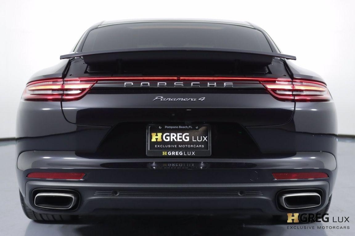 2020 Porsche Panamera 4 #16