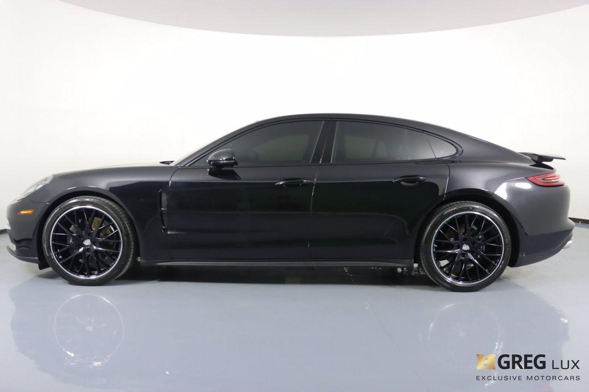 2020 Porsche Panamera 4 #21