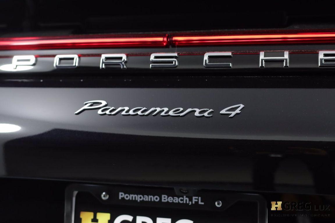 2020 Porsche Panamera 4 #19