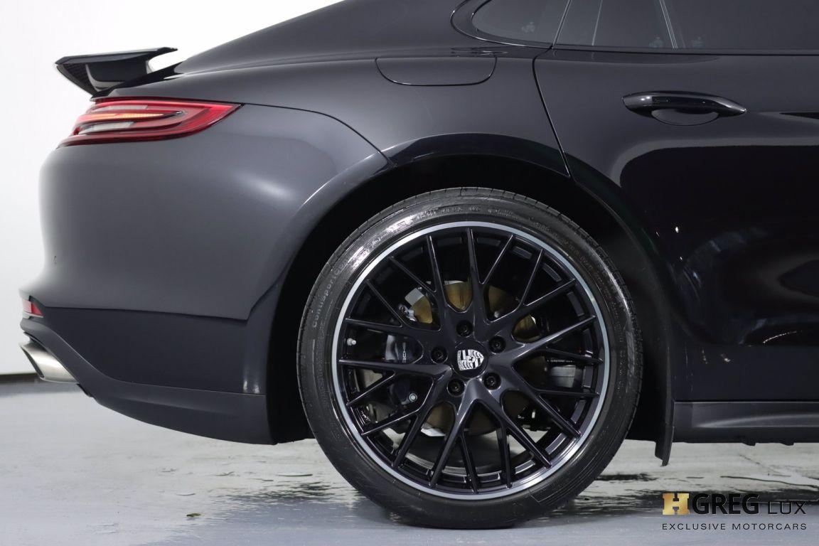 2020 Porsche Panamera 4 #13