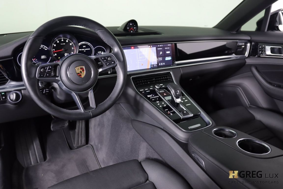 2020 Porsche Panamera 4 #1