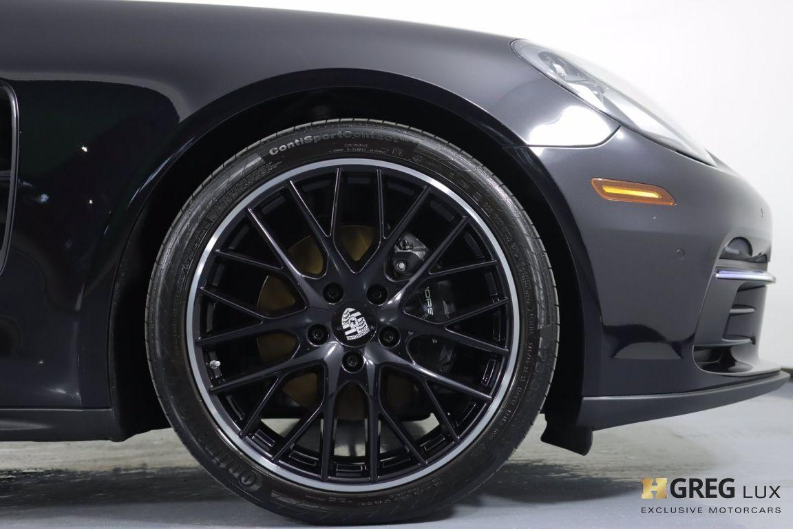 2020 Porsche Panamera 4 #11