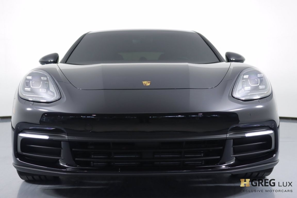 2020 Porsche Panamera 4 #3