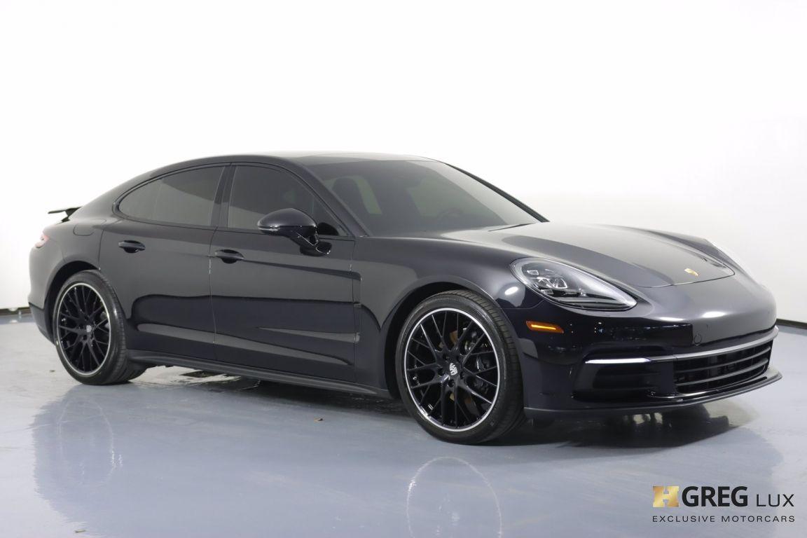 2020 Porsche Panamera 4 #9