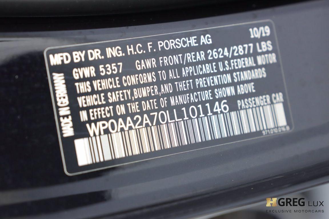 2020 Porsche Panamera 4 #54