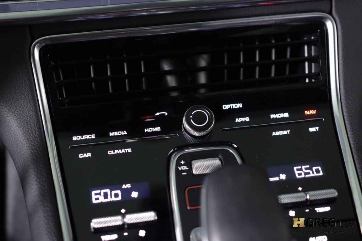 2020 Porsche Panamera 4 #44