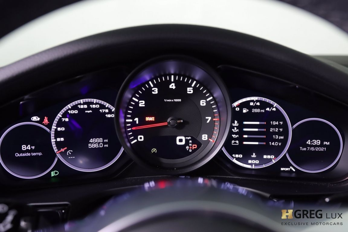 2020 Porsche Panamera 4 #47
