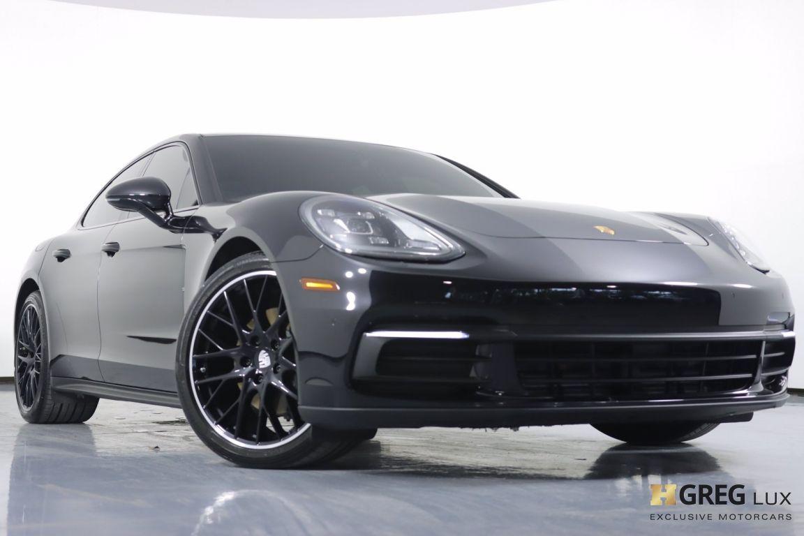 2020 Porsche Panamera 4 #27