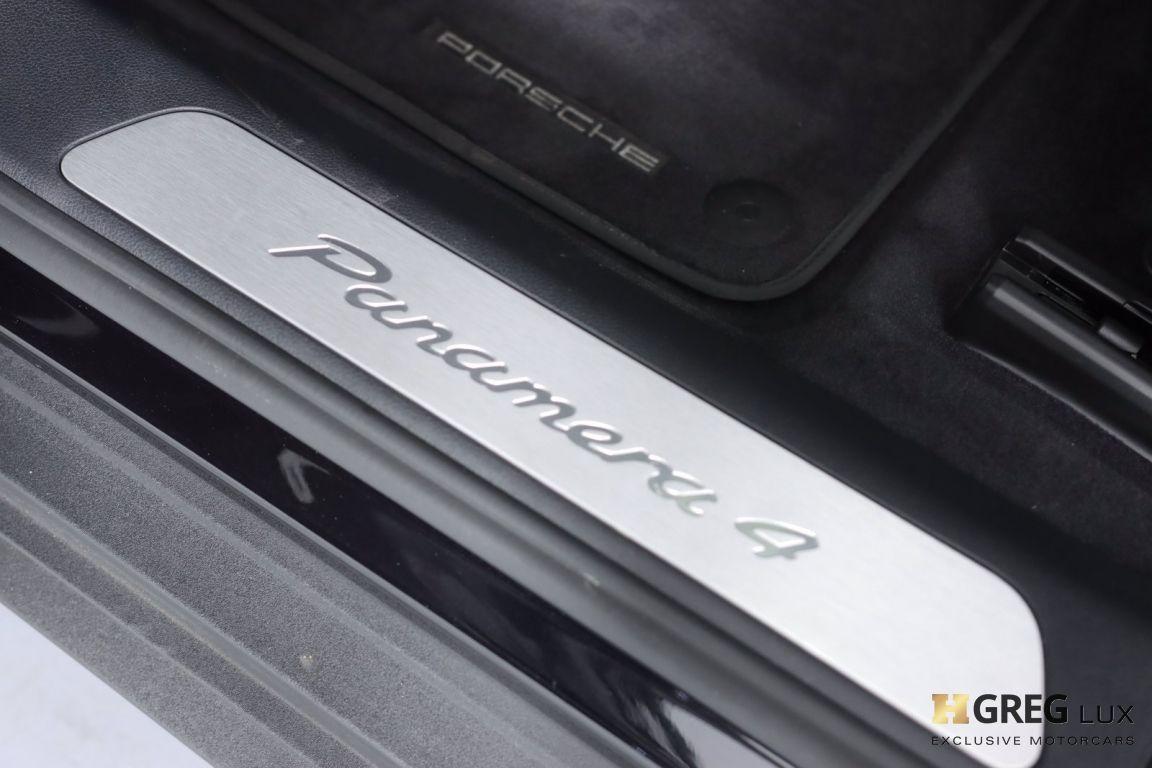 2020 Porsche Panamera 4 #39