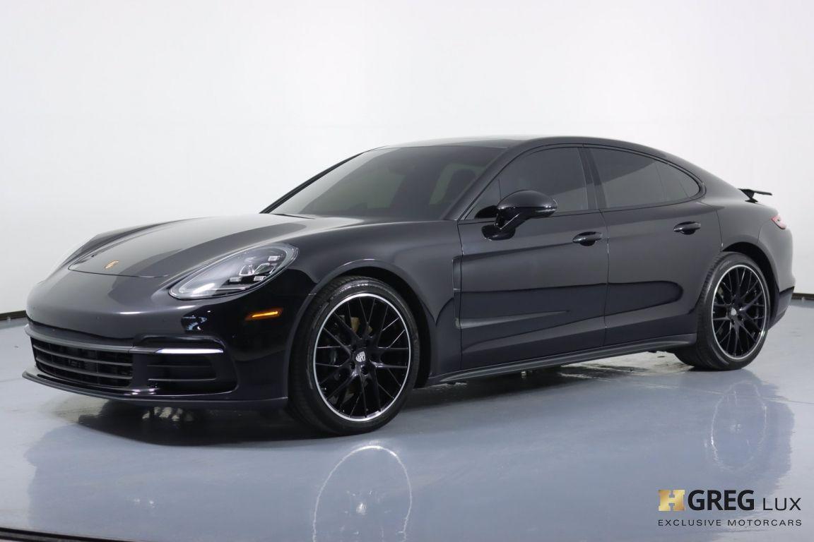 2020 Porsche Panamera 4 #26