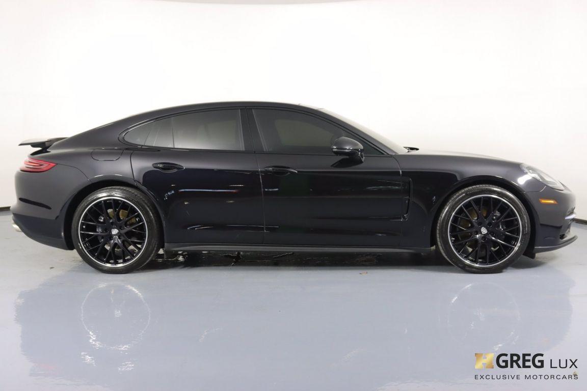 2020 Porsche Panamera 4 #10