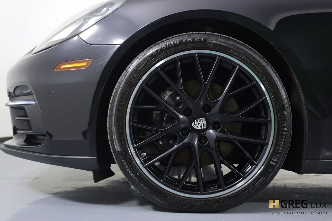 2020 Porsche Panamera 4 #22