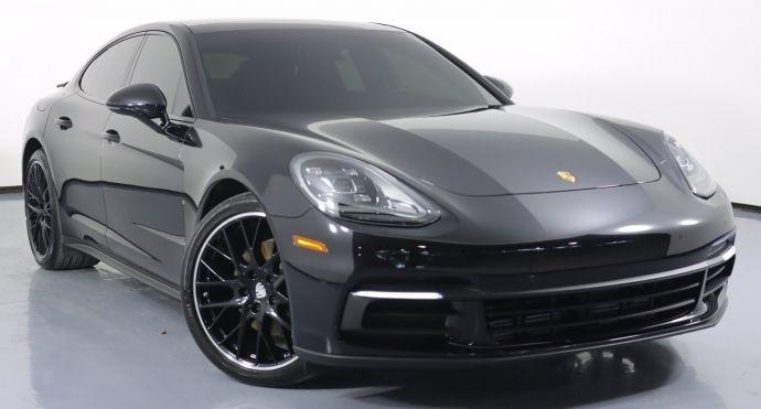 2020 Porsche Panamera 4 #0