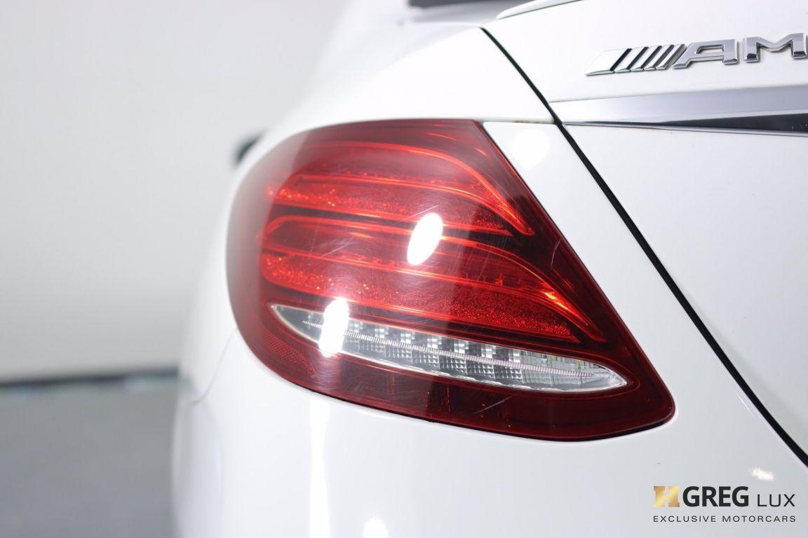 2018 Mercedes Benz E Class AMG E 43 #17