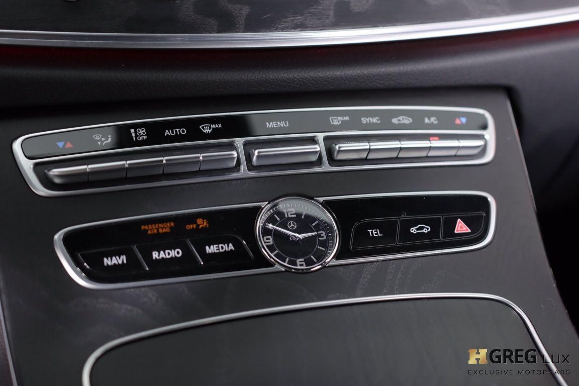 2018 Mercedes Benz E Class AMG E 43 #42