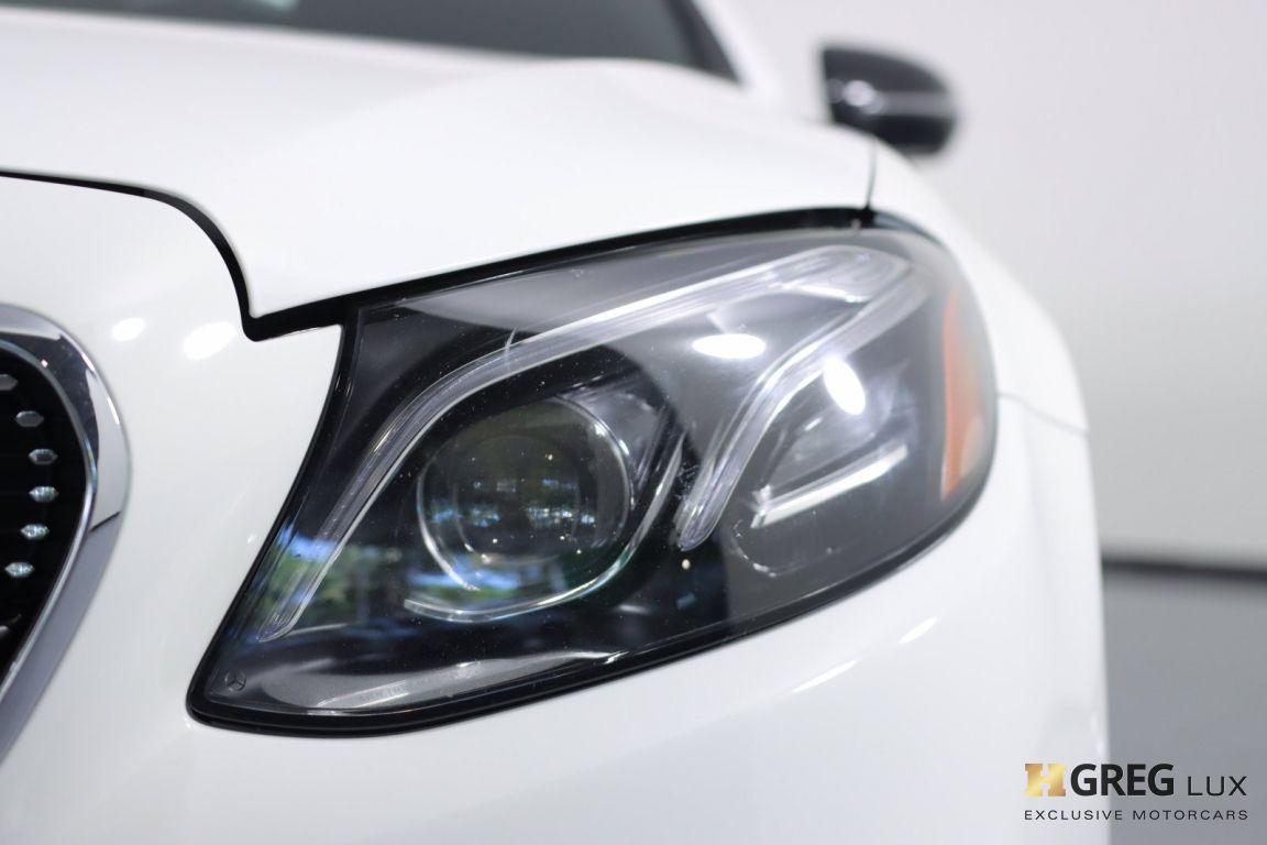 2018 Mercedes Benz E Class AMG E 43 #5
