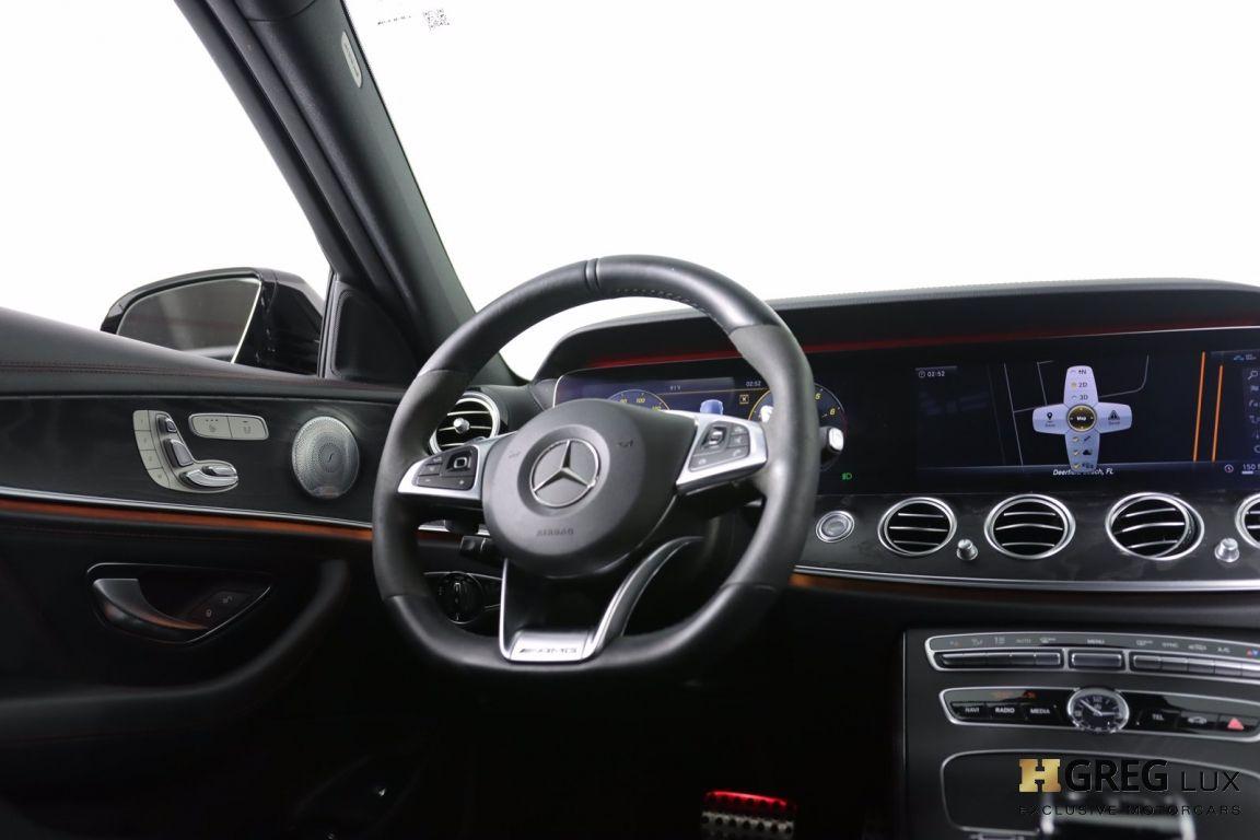 2018 Mercedes Benz E Class AMG E 43 #52