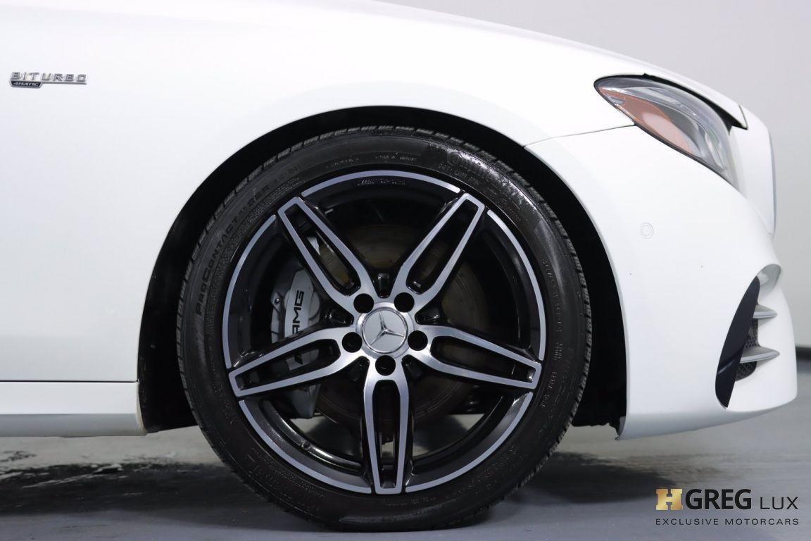 2018 Mercedes Benz E Class AMG E 43 #11