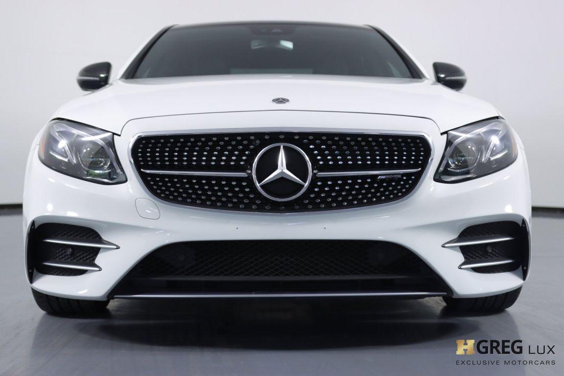 2018 Mercedes Benz E Class AMG E 43 #3