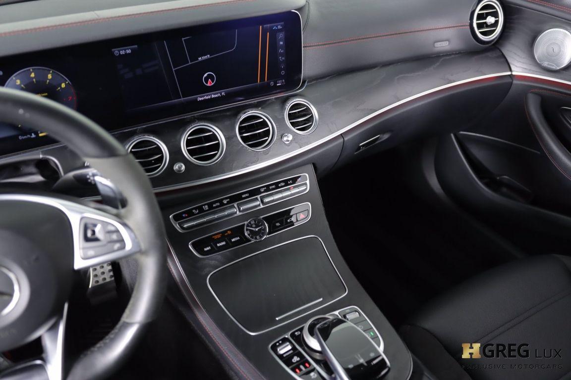 2018 Mercedes Benz E Class AMG E 43 #40
