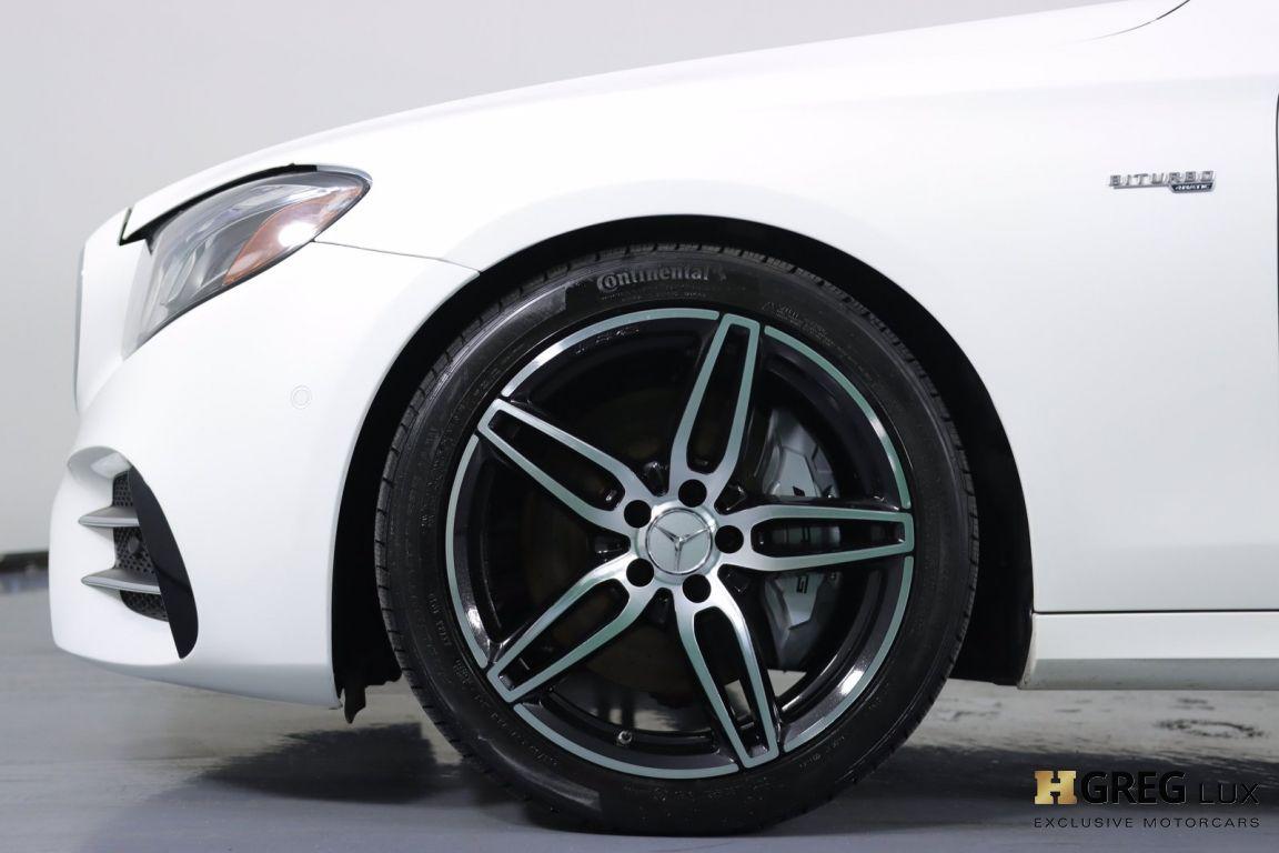2018 Mercedes Benz E Class AMG E 43 #23