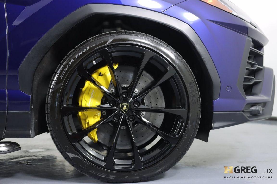 2019 Lamborghini Urus  #11