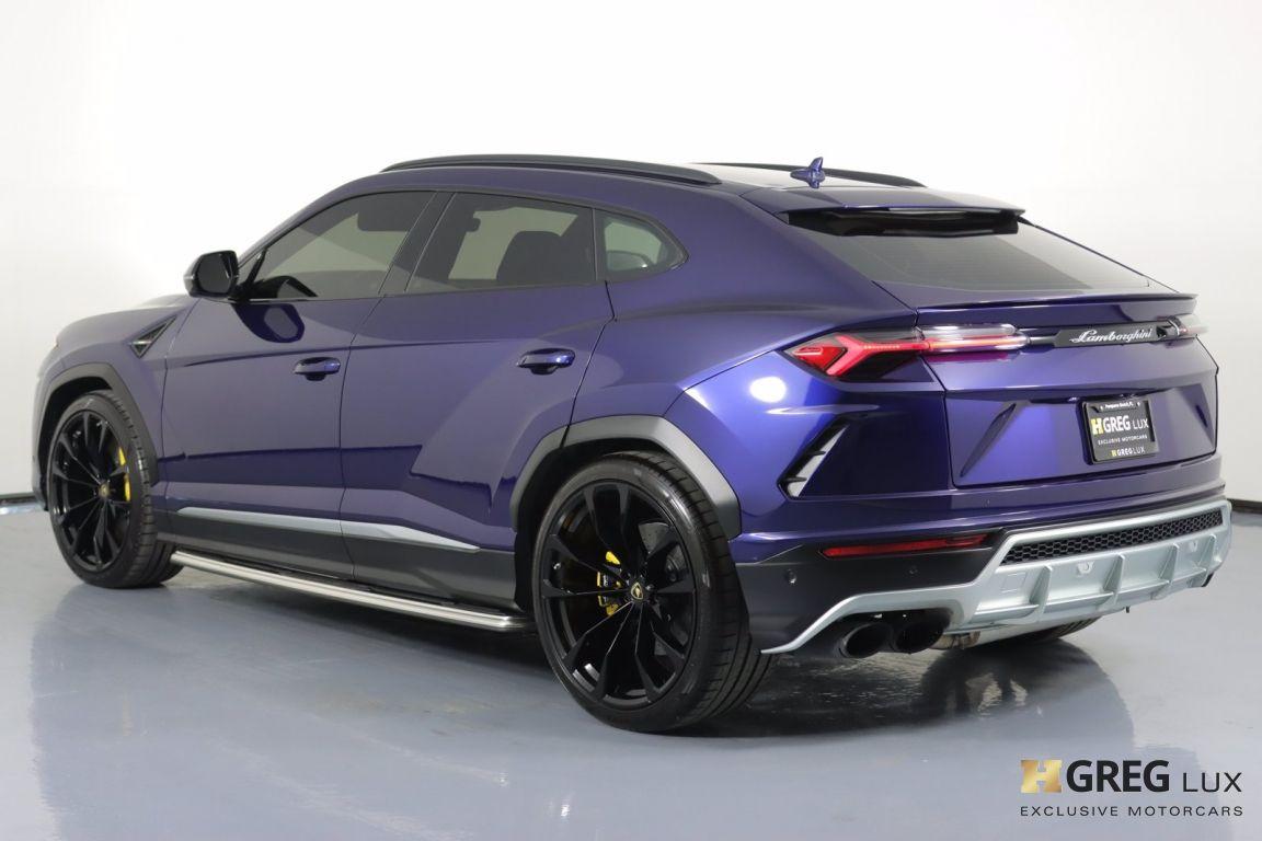 2019 Lamborghini Urus  #21