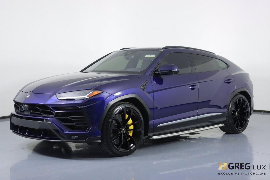 2019 Lamborghini Urus  #28