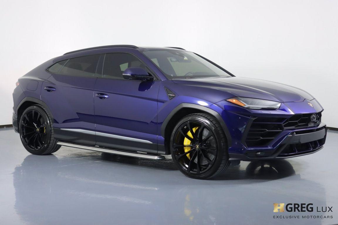 2019 Lamborghini Urus  #9