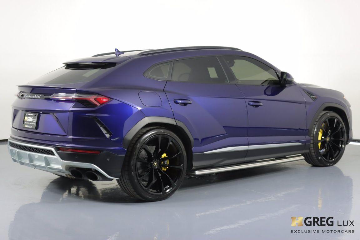 2019 Lamborghini Urus  #16