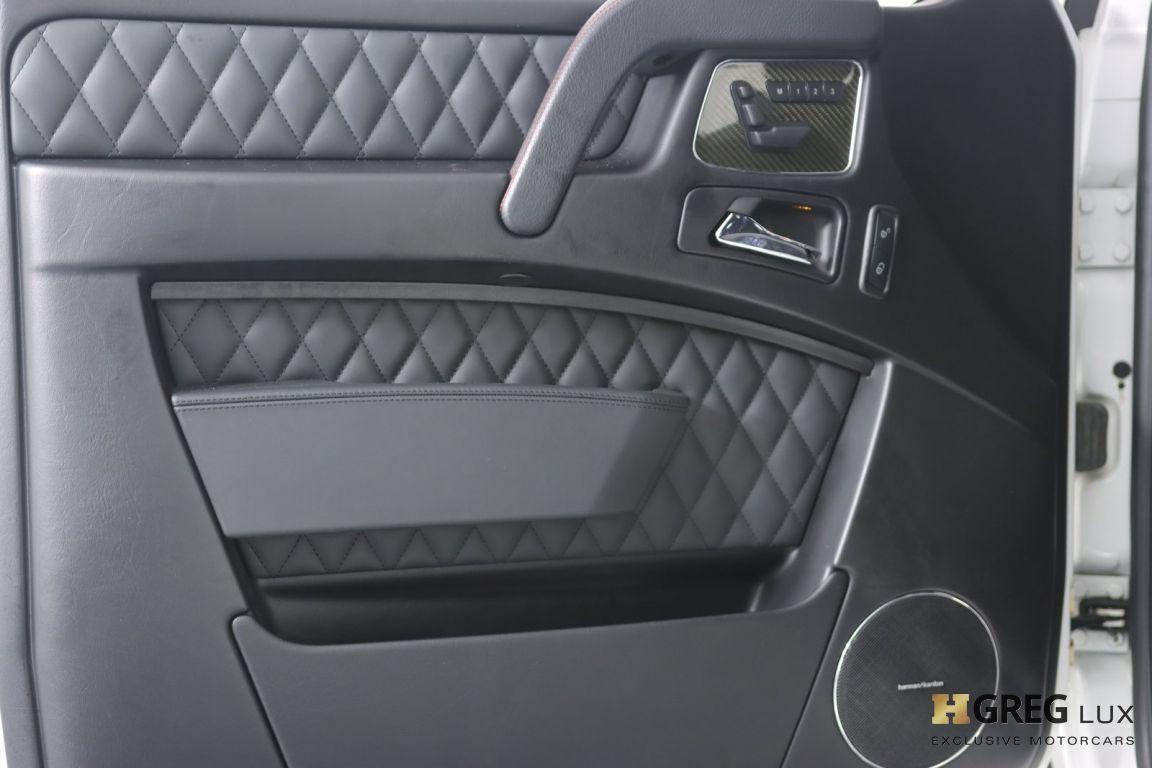 2017 Mercedes Benz G Class AMG G 63 #35