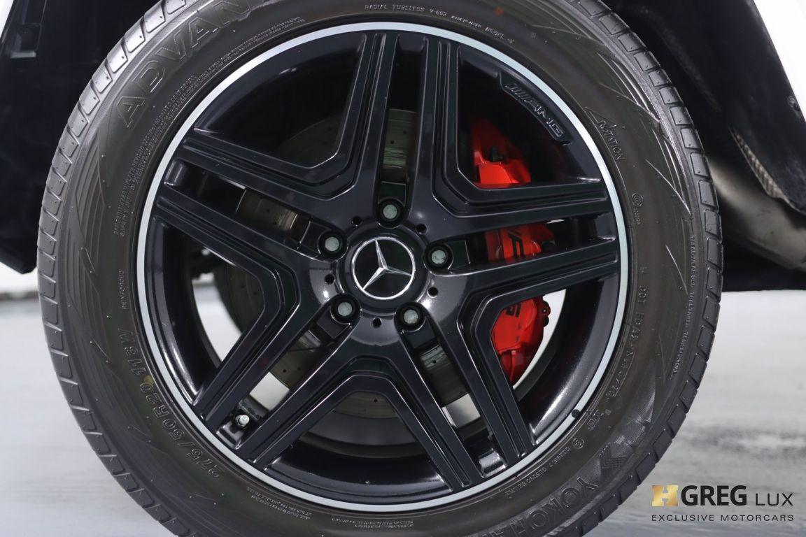 2017 Mercedes Benz G Class AMG G 63 #22