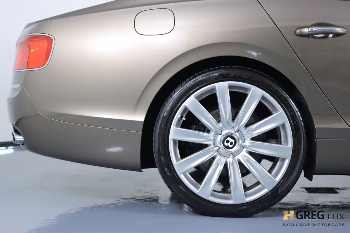 2015 Bentley Flying Spur W12 #13