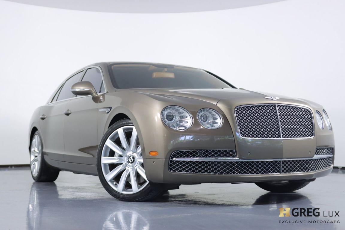 2015 Bentley Flying Spur W12 #27